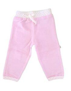 Mädchen Jogginghose rosa Bio Baumwolle - EBi & EBi
