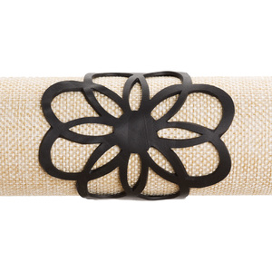 Hanami handgefertigtes Armband aus recyceltem Reifenschlauch - SAPU