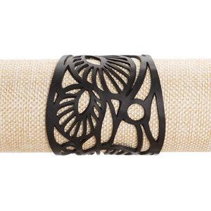 Leaf veganes Armband aus recyceltem Reifenschlauch - SAPU
