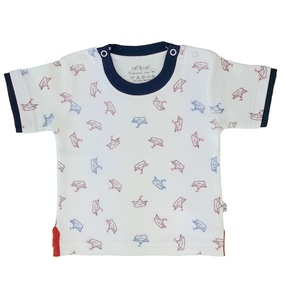Baby T-Shirt Allover Bio Baumwolle - EBi & EBi