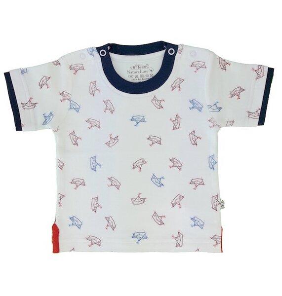 Baby T-shirt Allover Bio Baumwolle