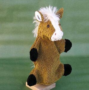 Handpuppe Pferd - Kallisto