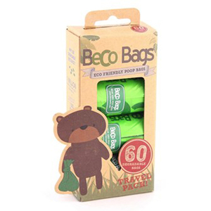 Beco Pet Becobags (60biobags) - BecoPets