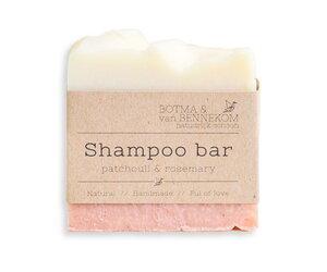 Shampoo bar, reinigend, 100 g - Botma & van Bennekom