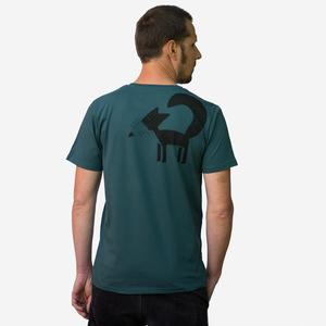 Franzi Fuchs T-Shirt für Herren in nordseeblau - Cmig