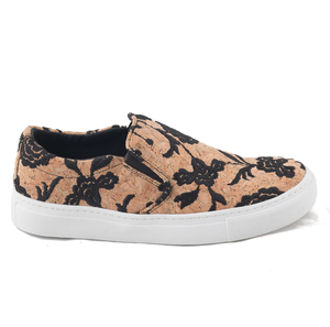 "Schicke, vegane Slip on's ""Bare Cork""  - Nae Vegan Shoes"