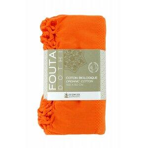 Fouta / Hammamtuch aus Biobaumwolle - Karawan authentic