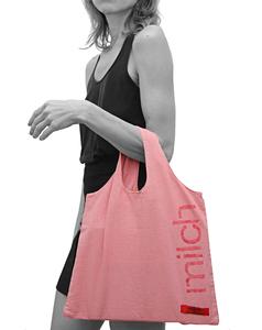 Canvas Tasche | Bio Fair | Pink - milch Basics
