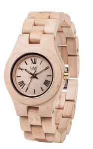 Holz-Armbanduhr CRISS BEIGE   100% hautverträglich - Wewood