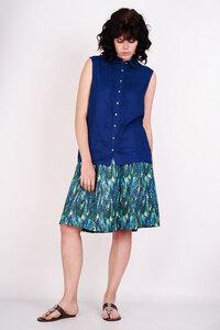 Botanical Floaty Skirt  - bibico