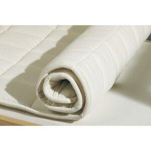 Schurwoll-Kinderunterbett MIRA mit Spannbändern in 2 Größen passend für die Matratze Ihres Kindes - Prolana