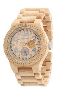 Holz-Armbanduhr KARDO BEIGE | 100% hautverträglich - Wewood
