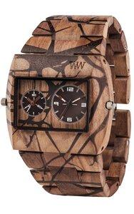 Holz-Armbanduhr JUPITER NATURE TREE NUT | 100% hautverträglich - Wewood