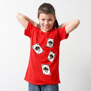 'Kinderspiel' Kinder T-Shirt FAIR WEAR ORGANIC - shop handgedruckt