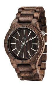 Holz-Armbanduhr ASSUNT CHOCO ROUGH | 100% hautverträglich - Wewood
