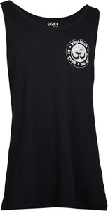 OGNX Yoga T-Shirt Long Tank be good Schwarz Unisex - OGNX