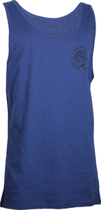 OGNX Yoga T-Shirt Long Tank be good Blau - OGNX