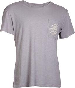 OGNX Yoga T-Shirt Pocket Herren Grau - OGNX