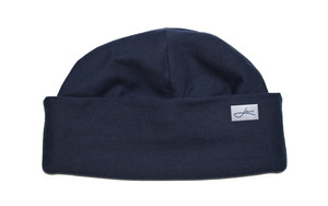 Sommer-Mütze blau - Beanie Made in Germany - Weich & sehr bequem  - Lou-i