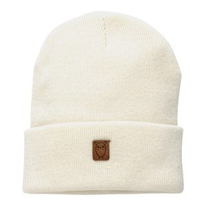 Beanie Hat - Nature Melange - KnowledgeCotton Apparel