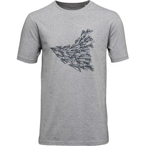 T-Shirt Plane Print - KnowledgeCotton Apparel