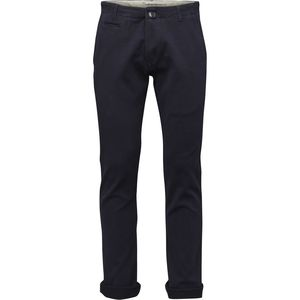 Heavy Twill Chino Total Eclipse - KnowledgeCotton Apparel