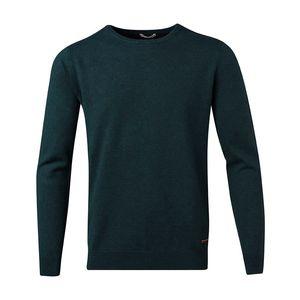 Basic O-Neck Cotton/Cashmere - GOTS - Green Gables - KnowledgeCotton Apparel