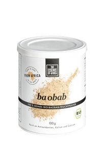 Bio Baobab Pulver 100g - The Essence of Africa