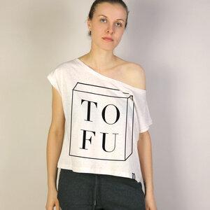 Cropped Shirt TOFU - Gary Mash