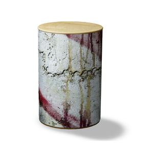 Hocker Graffiti - rund:Stil