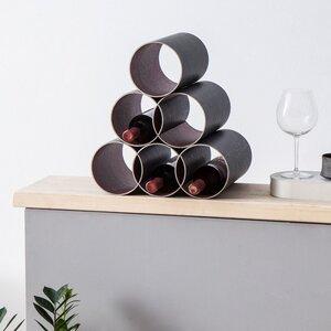 REDONDO 6er Weinregal | rund:Stil - rund:Stil