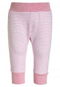 Babyhose gestreift rosa (GOTS zertifiziert) - sense-organics