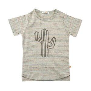 Tshirt Miniringel mit Kaktus - filius feez