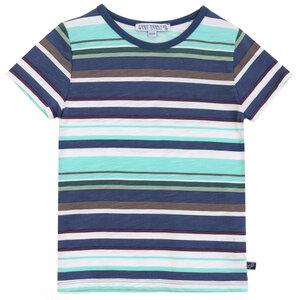 Bio Kinder T-Shirt mit Streifen - Enfant Terrible