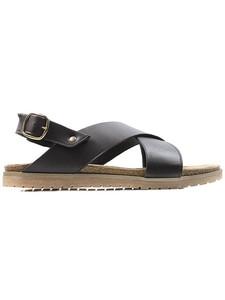 Huarache Footbeds Black - Wills Vegan Shoes