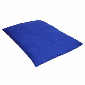 Lotus Design®  Sitzmatte ZABUTON ZEN marineblau  Grösse 70 x 90 cm - Lotus Design®