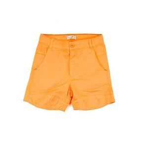 Shorts mit Knieabnähern orange - filius feez