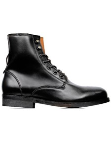 Strider-Boots Schwarz Herren - Will's Vegan Shop