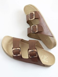 Men's Footbed Sandals - Wills Vegan Shoes