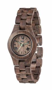 Holz-Armbanduhr CRISS CHOCO ROUGH   100% hautverträglich - Wewood