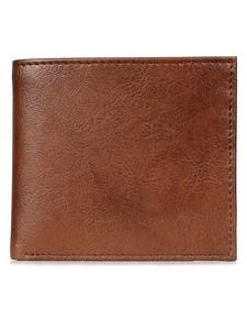 Billfold Wallet Chestnut - Wills Vegan Shoes