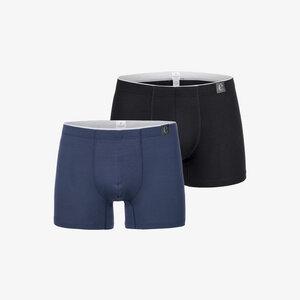 friedrich im 2er pack- enge boxershort mit 90% modal und 10% elastan - erlich textil