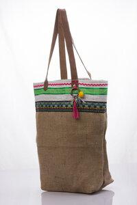 Tote Bag Hessian - SUKA