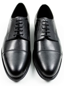 Wills BLACK Collection Derbys Black - Wills Vegan Shoes