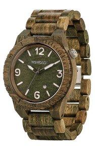 Holz-Armbanduhr ALPHA ARMY   100% hautverträglich - Wewood