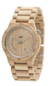 Holz-Armbanduhr ASSUNT BEIGE | 100% hautverträglich - Wewood