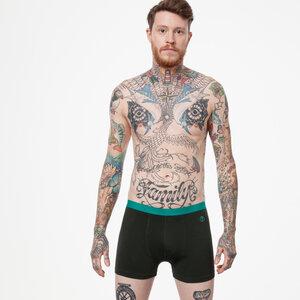 ThokkThokk TT15 Boxershort Pine GOTS & Fairtrade - THOKKTHOKK