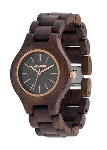 Holz-Armbanduhr ANTEA CHOCOLATE | 100% hautverträglich - Wewood