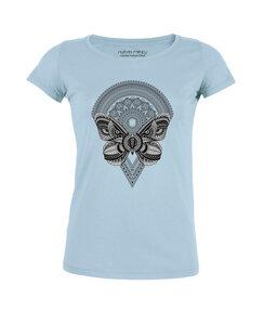 "Damen T-Shirt Amorous ""Butterfly"" aus Bio Baumwolle  - Human Family"