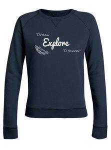 Damen Sweatshirt 'Everyday Explore'  - Human Family